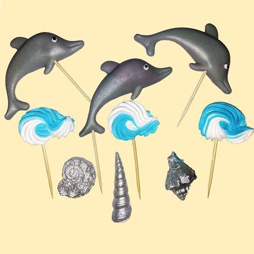 Дельфіни 2D мікс