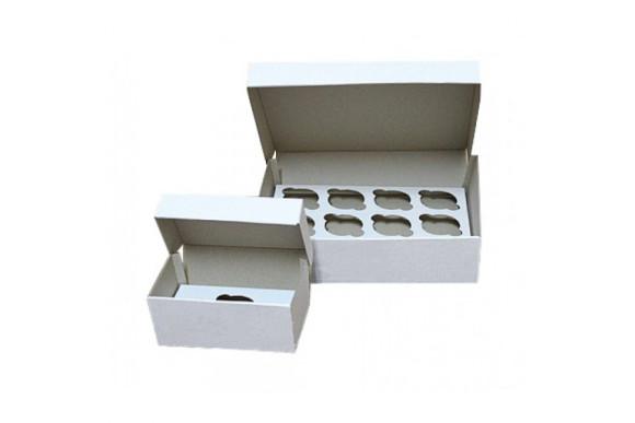 Коробка для мафінів на 4 шт. 250*170*80
