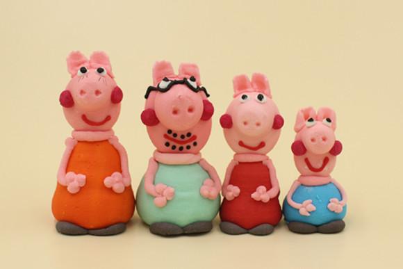 Свинка Пеппа сім'я