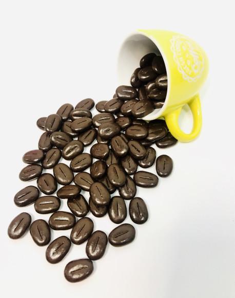 """Шоколадний декор """"Кавові зерна"""" 50грам"""