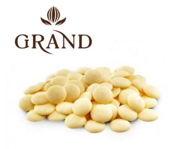 Білий шоколад Гранд 29% 100гр.
