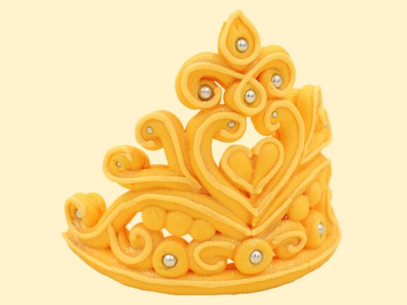 Корона жовта