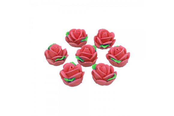 Троянда міні рожева 5 шт