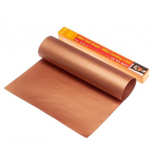 Килимок тефлоновий коричневий 40*60