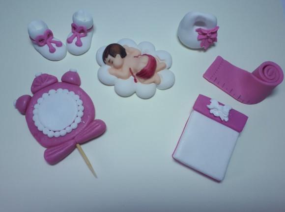 Дитячий набір № 2 рожевий