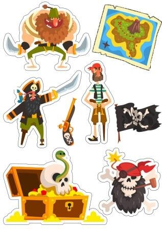 Пірати 1