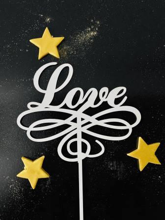 Топпер Love №55