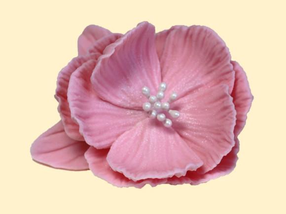 Піон D=60 моно рожевий