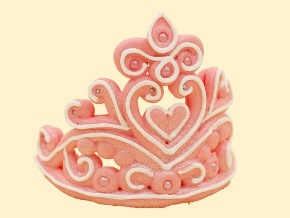 Корона рожева