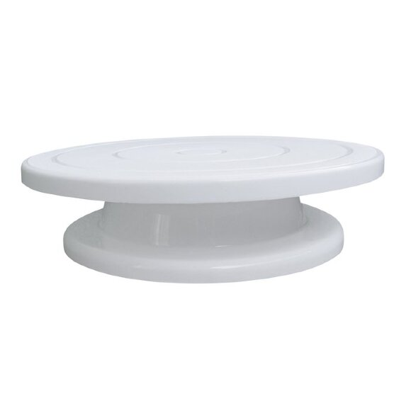 Підставка під торт обертаюча 280 мм.