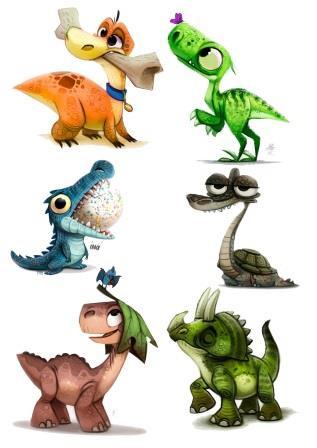 Динозаври 8