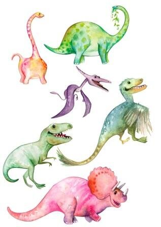 Динозаври 9