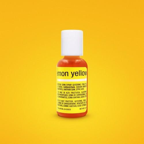 Chefmaster Lemon Yellow (Лимонно-жовта)