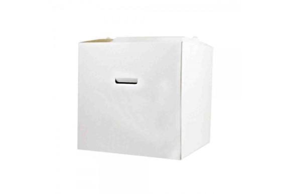Коробка для торта з ручками збоку  450*450*450 мм