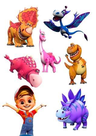 Динозаври 11