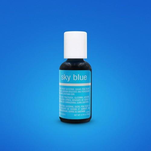 Chefmaster Sky blue (Небесно-блакитна)