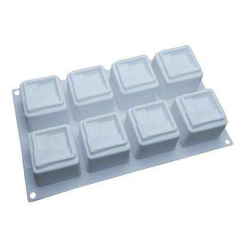 Форма силіконова кубики