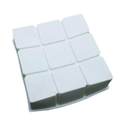 Форма силіконова квадратна