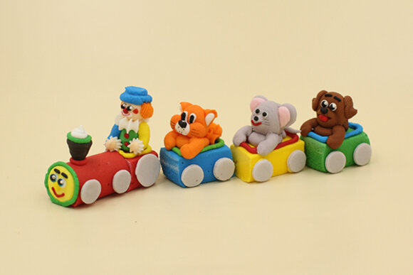 Веселий потяг